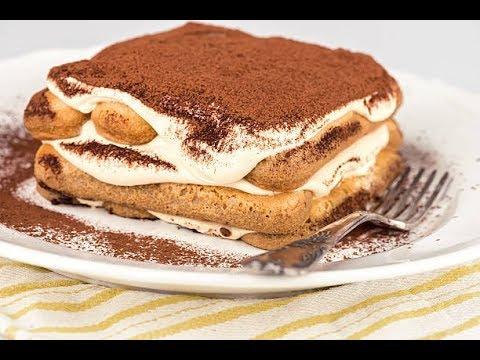 How to make SIKAWTE/TABLEA TIRAMISU  | Tiramisu with Hot Chocolate (Tablea)