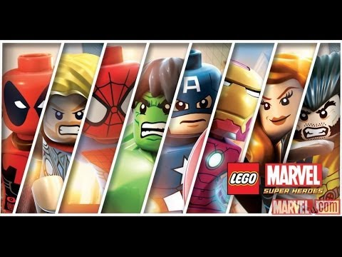 [GAMEPLAY] Lego Marvel Super Heroes for MAC