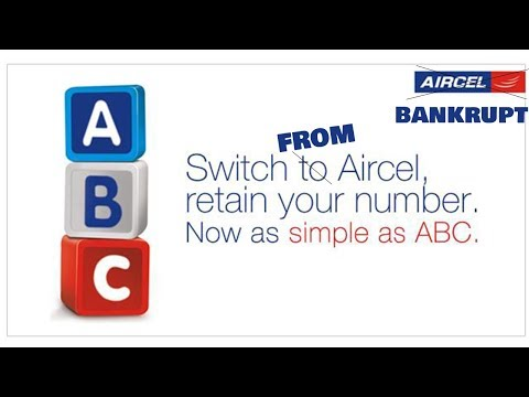 Get Port Number Or UPC for AIRCEL even if Sim Serial Number is lost to Port it on Other Provider