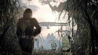 8 Minutes of Kashyyyk Gameplay in Star Wars Battlefront 2 (1080p 60fps)
