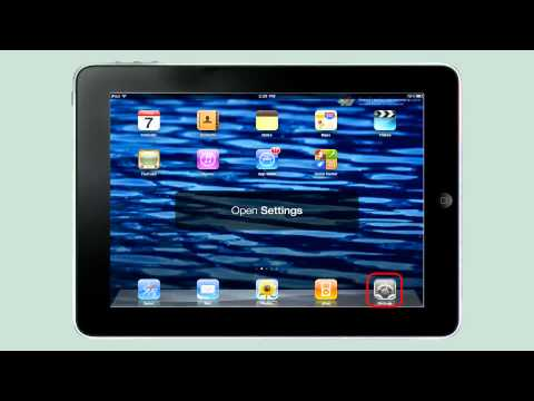 iPad wallpapers - How to download and install wallpaper to iPad.