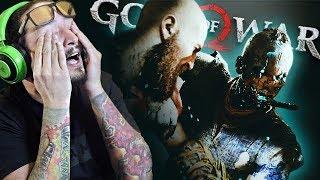 DRAUGR SNEAK ATTACK - GOD OF WAR Gameplay Part 2