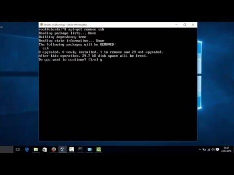 How To Uninstall SSH Server in Ubuntu | Uninstall SSH Server in Ubuntu