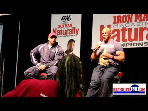 Ronnie Coleman - Off-Season Diet
