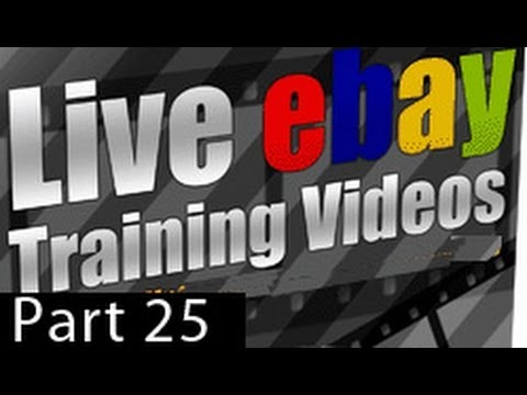 eBay Training Videos - Part 25: How To Send An Invoice To A Customer