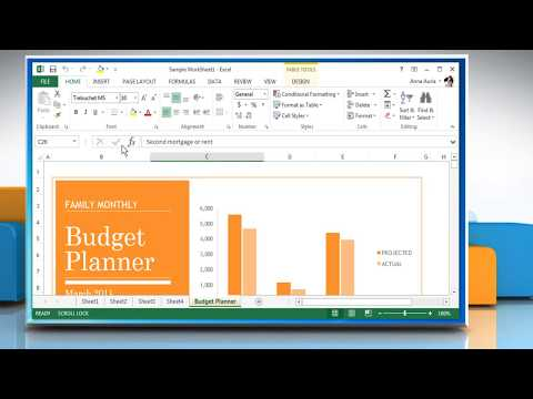 How to print selected areas of a spreadsheet in Excel 2013