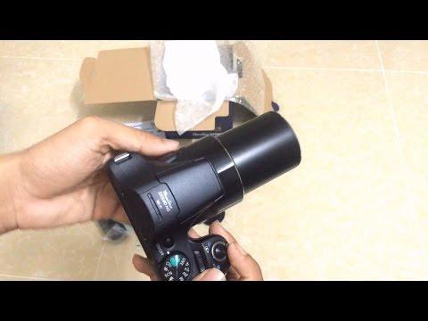 UNBOX Canon PowerShot SX540 HS Long Zoom 50x Optical  20.3 Megapixel