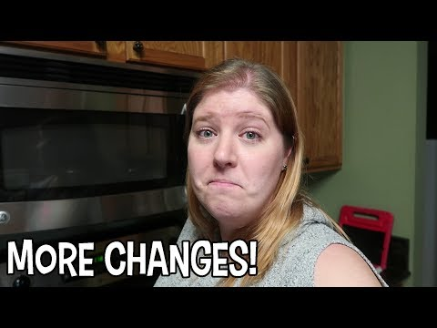 Decluttering & Staging Our Home