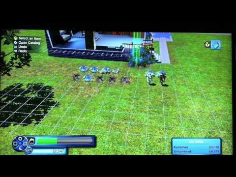 Sims 3 Gardening and Fishing tips