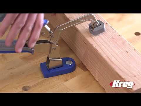 Kreg® Bench Clamp Base | The Tool Nut