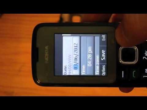 Unlocking Nokia C1-01 using GSMLiberty.com