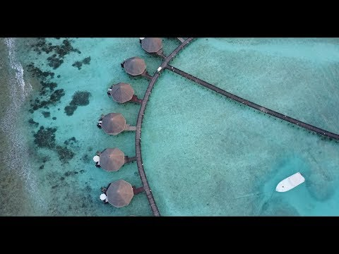 FROM MALAYSIA TO MALDIVES THULHAGIRI DRONE VIEW