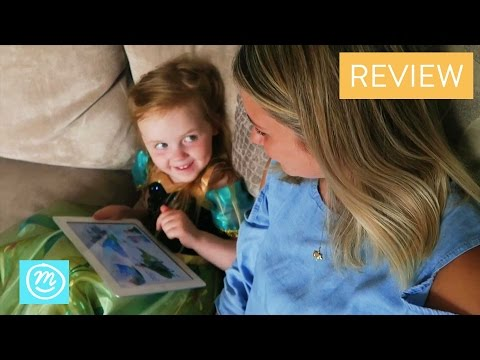 The Magic of the DisneyLife App | Channel Mum Review | Ad