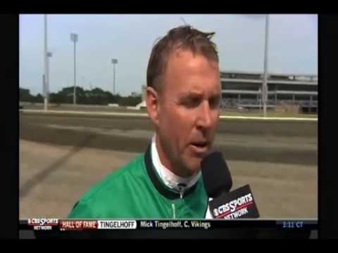 2015 Hambletonian CBS Sports Network