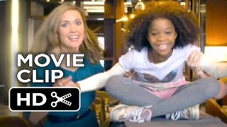 Annie Movie CLIP - Smart House (2014) - Rose Byrne, Cameron Diaz Movie HD