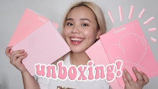Download BTS - MAP OF THE SOUL: PERSONA ALBUM UNBOXING! (Philippines)   darlene Video