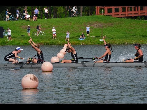 2017 USRowing Youth National Championship Winners' Highlights