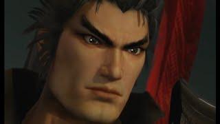 Lu Bu appears at Hu Lao Gate. (Dynasty Warriors compilation)