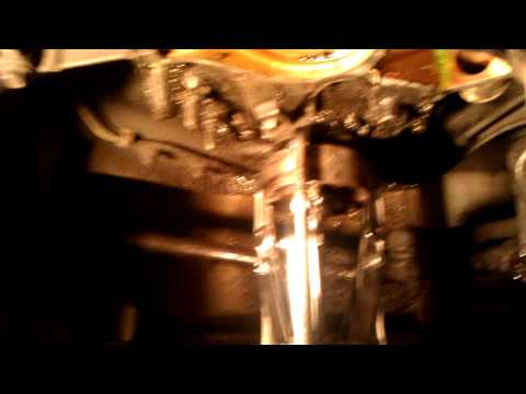 1994 Ford Ranger 3.0 timing chain and gears vid #1
