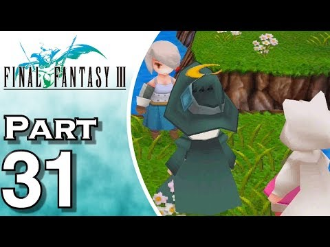 Let's Play Final Fantasy III iOS (Gameplay + Walkthrough) Part 31 - Ultima Weapon Quest