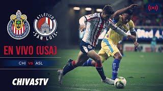 EN VIVO: Chivas vs. Atlético San Luis | Jornada 4 | LigaMX | Apertura 2019 | CHIVASTV | ESPAÑOL