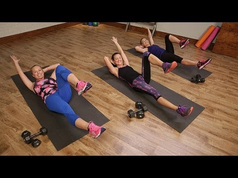 The Lazy Girl Workout You've Been Waiting For! | Class FitSugar