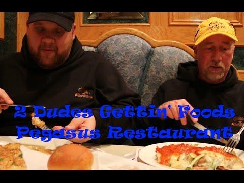 2 Dudes Gettin' Foods - Episode 1