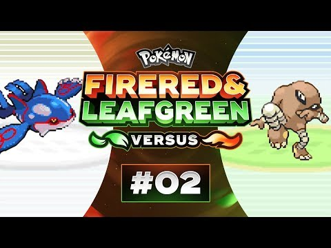 Pokemon FireRed and LeafGreen Versus - EP02 | A Double Knockout!