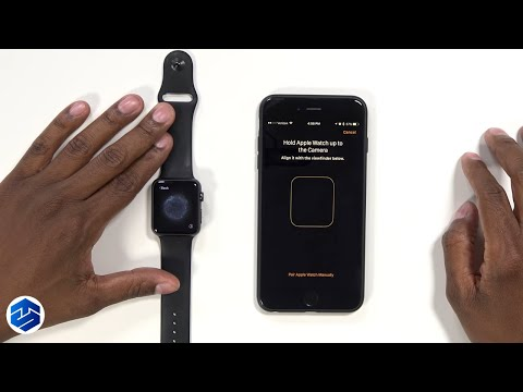 How To Set Up The Apple Watch