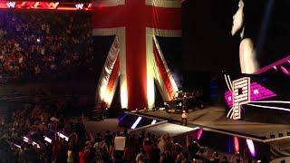#RAW Will PAIGE RETURN WWE RAW 2017 Manchester England