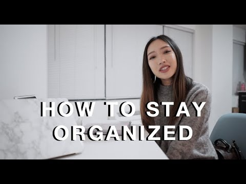How To Stay Organized in School | Tips From Medical Students