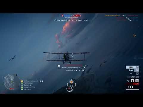 Battlefield 1 - Planes vs landing