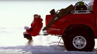 Polar Bears, Toilets & Jesus - Top Gear Polar Special Pt.2 - Now in HD - BBC