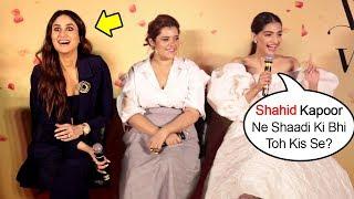 Sonam ने जैसे ही Shahid Kapoor का मजाक उड़ाया Kareena ने किया कुछ ऐसा डेख कर आप हैरान हो जाएंगे