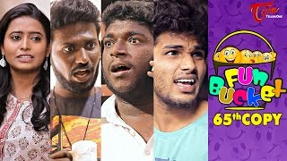 Fun Bucket | 65th Copy | Funny Videos | by Harsha Annavarapu | #TeluguComedyWebSeries