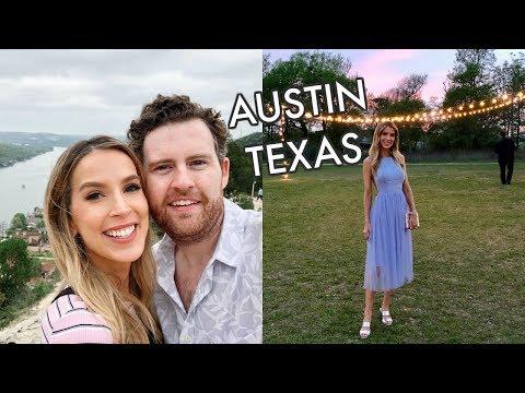 TUX SHOPPING + AUSTIN WEDDING + WORST NIGHTMARE EVER | leighannvlogs