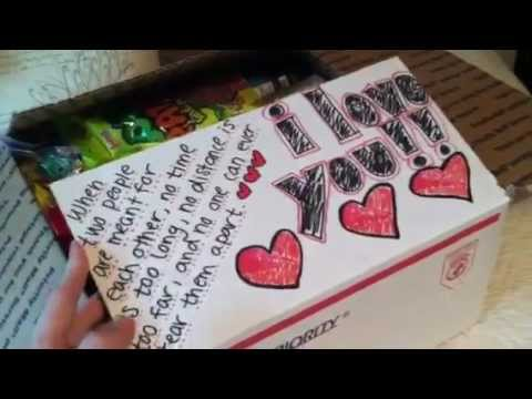 Care Package Ideas 7 Long Distance Love Care Package Ideas For