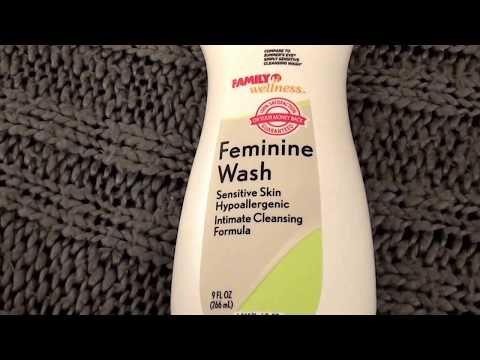 How to clean your VAGINA! Family Dollar Feminine Wash