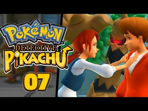 THE TRAITOR TRIED TO SET US UP... - Pokémon: Detective Pikachu (Part 7)