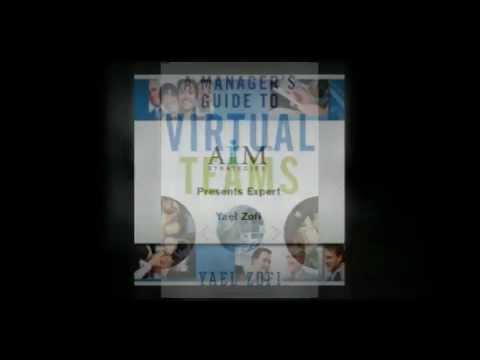 Cohesive Virtual Teams apply Wheel of Trust - AIM Strategies® video