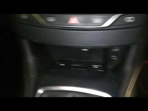 Peugeot 308 OBD diagnostic port location