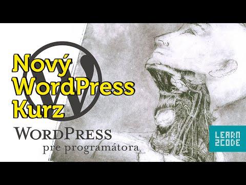 WordPress ako PHP framework alebo CMS systém