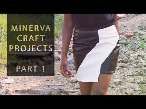 My Sewing Makes for Minerva Crafts - Part 1 • Elewa