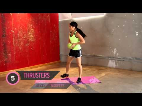 Crossfit Workout  5 Minutes of Hell