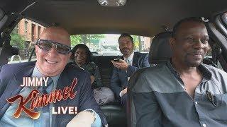 Jimmy Kimmel & Paul Shaffer