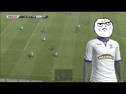 PES 2013 - MLO adventure with costume team (-700 TEAM STRENGHT)