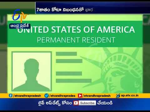 More Than 3/4 of Green Card Waiting List Comprise of Indians | USCIS