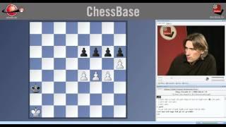 Wir lernen Schach 13 - einfache Bauernendspiele 3 - PakVim