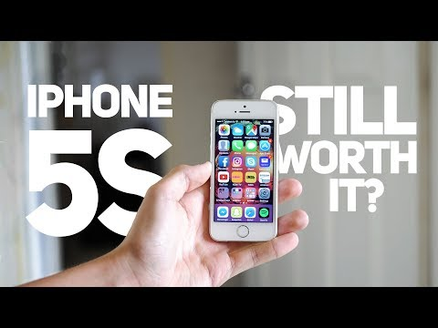 Is the iPhone 5S still worth it in 2017?