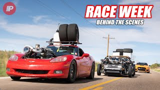 McFarland Racing's RACE WEEK Behind the Scenes! A Short Film by @Project Priime